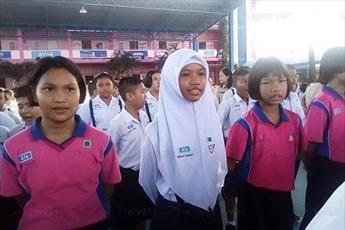 دادگاه شهر تایلند، به حجاب داشتن دانش آموزان حکم داد