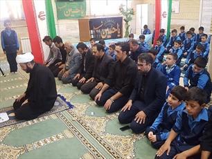اقامه روزانه بیش از   ۳ هزار و ۸۰۰         نماز جماعت در مدارس استان اصفهان