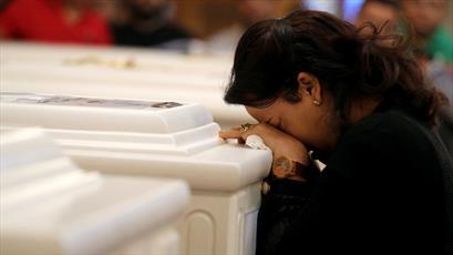 مسیحیان مصر بار دیگر قربانی تروریسم شدند