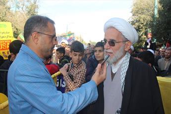 روحیه استکبار ستیزی از مرزهای ایران فراتر رفته است
