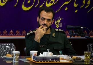 فرمانده سپاه استان سمنان: امروز مردم انقلاب را واکسینه کردند