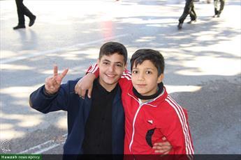 تصاویر/ راهپیمایی ۱۳ آبان در بجنورد
