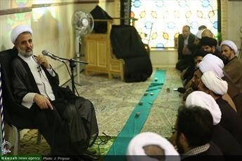 تصاویر/ مراسم گرامیداشت یوم الله ۱۳ آبان در مرکز مدیریت حوزه