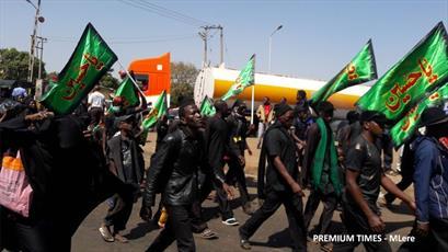 جنبش اسلامی نیجریه اسامی ۳۴ تن از شهدای روز اربعین را منتشر کرد