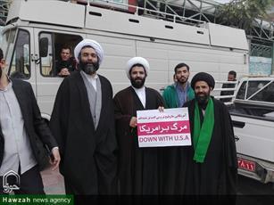 ۱۳ آبان روز قدرت نمایی ملت ایران در برابر ابرقدرت هاست