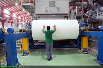 تصاویر/ افتتاحیه همزمان ۱۳ پروژه صنعتی به مناسبت یومالله ۱۳ آبان