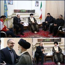 عشق و دلداگی  دو ملت مسلمان  ایران و عراق به سالار شهیدان توطئه ها را خنثی کرد