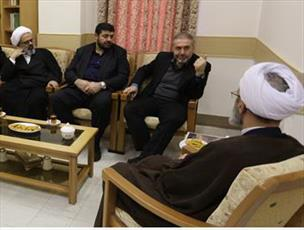 شاهد توطئه های زیادی برای تخریب  روابط دوستانه  ملت ایران و عراق هستیم
