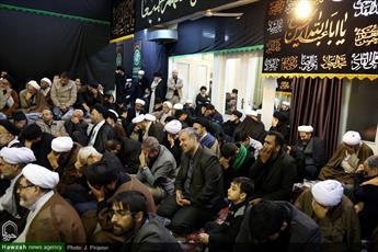 مراسم سوگواری  شهادت امام هشتم (ع) در شهر اخت الرضا   برگزار شد