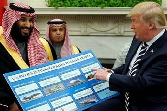 پیشنهاد آمریکایی آتش بس در یمن فریب افکار عمومی است