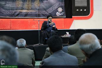 تصاویر / مراسم عزاداری شهادت امام رضا (ع) در حسینیه جماران بیرجند
