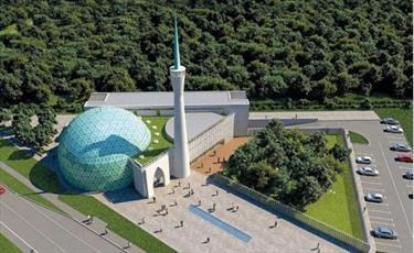 مسجد سازگار با محیط زیست در کرواسی ساخته می شود