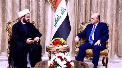 دبیرکل مقاومت اسلامی نجبا: نیاز عراق، مسئولان مؤمن و مکتبی است که با تروریسم فکری مبارزه کنند