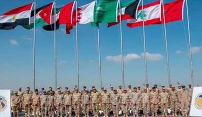 مانور سپر عرب نمایشی در مقابل نفوذ ایران در منطقه است
