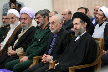 فیلم/ بیانات رهبری در دیدار دستاندرکاران کنگره شهدای قزوین