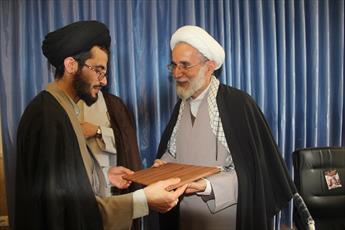 سه انتصاب جدید در حوزه علمیه قزوین