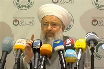 جنبش های اسلامی باید با ملاک فلسطین سنجیده شوند