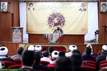 فعالیت موسسه امیربیان در راستای  تحقق اهداف   نظام  اسلامی  و شهدا است