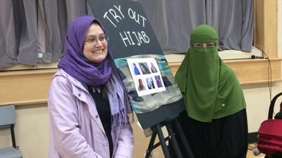 مرکز اسلامی هالیفاکس کانادا درهایش را به روی مردم گشود + تصاویر