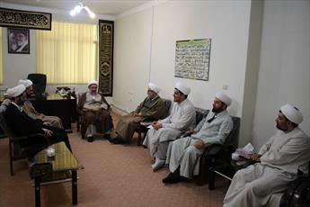بسیج در برگزاری اردوهای جهادی از ظرفیت های حوزه بهره برداری کند