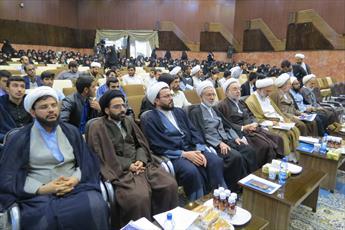 همایش ملی «روش پژوهشی آیت الله العظمی سبحانی» در کرمان برگزار شد