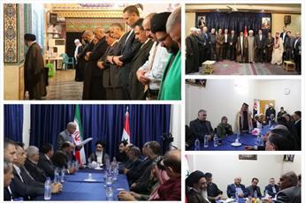 تشکر مسئولان ارشد استان درعای سوریه از جمهوری اسلامی ایران