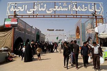 موکب حرم حضرت معصومه(س) میزبان زائران اربعین حسینی خواهد بود