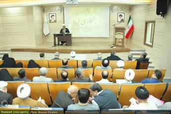 تصاویر/ دوازدهمین هم اندیشی ستاد همکاری های حوزه و آموزش و پرورش در مشهد -۲