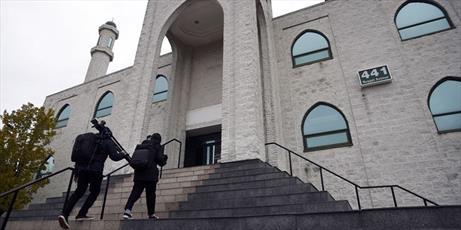 روز درهای باز در مساجد شهر اسکاربورو در تورنتو + تصاویر