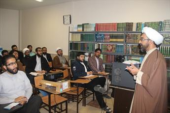 برگزاری دوره «تلبس» در حوزه علمیه قزوین