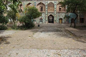 انتقاد مدیر مدرسه  سردارین از کم توجهی به میراث تاریخی