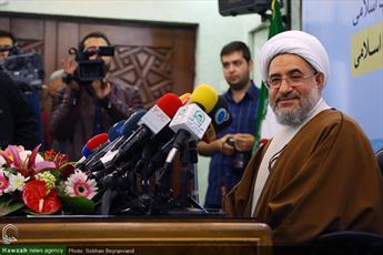 تصاویر/ نشست خبری برگزاری سی و دومین کنفرانس بین المللی وحدت اسلامی