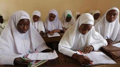 خشم گسترده مسلمانان از اخراج دختران محجبه از مدرسه ای در نیجریه