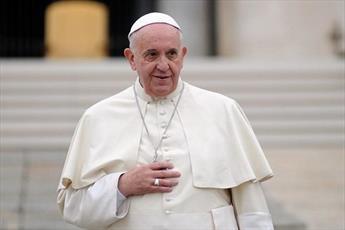 پاپ فرانسیس در سفر خود به آسیا وارد تایلند شد