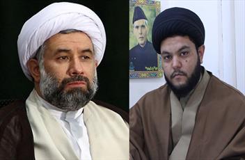 تبریک رئیس جامعه روحانیت بلتستان  به رئیس جدید جامعة المصطفی(ص)
