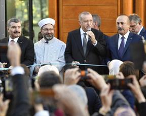 اذعان رئیس جمهور ترکیه بر الگوگیری مسلمانان از سیره عملی پیامبر اسلام