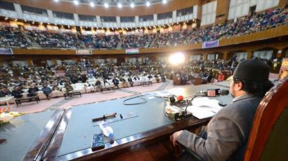 رئیس جنبش منهاج القرآن پاکستان:  پیامبر اسلام (ص) تا قیامت موجب هدایت بشریت است