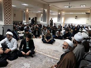 حمایت طلاب و روحانیون  مازندران از مردم مظلوم یمن+ عکس