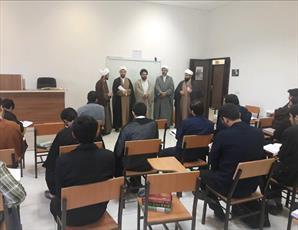 انتخابات شورای طلاب در مدرسه علمیه امیرالمومنین(ع) رشت برگزار شد