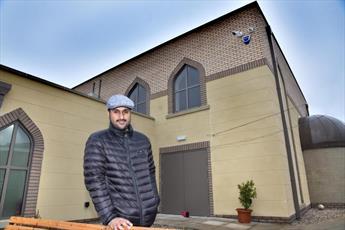 مسجد یورک در شمال انگلستان شنبه رسما افتتاح می شود