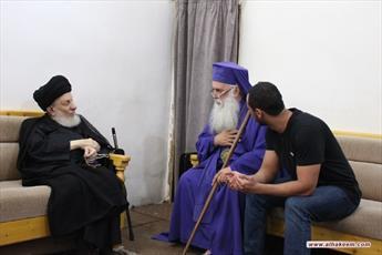 روحانیون ادیان برای گسترش محبت و همزیستی ملت های جهان تلاش کنند