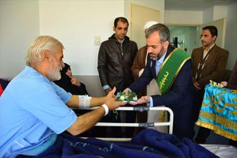 برگزاری طرح رحمت واسعه در ۲۵ مرکز استان و ۴۷ شهرستان در روز نهم ربیع الاول