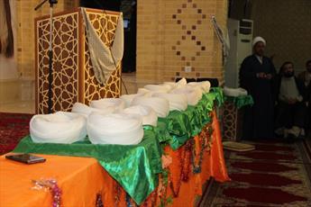 رهپویان فقه و فقاهت در قزوین «معمم» شدند+ عکس
