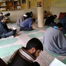 یک خبر کوتاه از مدرسه  منصوریه شیراز