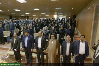 تصاویر/ دوازدهمین اردوی منطقه ای «طریق جاوید» در دانشگاه کردستان