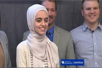 دانشجوی مسلمان بریتانیایی بورس تحصیلی رودز را از آن خود کرد