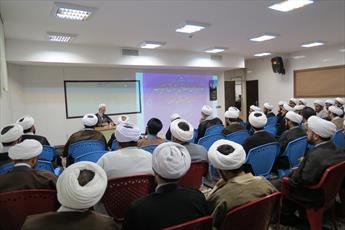 گزارشی از نشست پژوهشی، اجرایی و تهذیبی مدارس علمیه کرمان