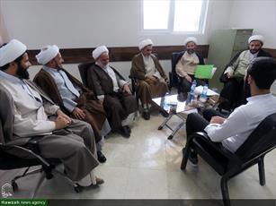 تصاویر/ نخستین دوره شناسایی مستعدین برتر حوزه علمیه خراسان شمالی