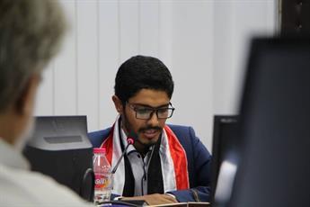 حمایت ایران از یمن معنوی است و نه موشکی