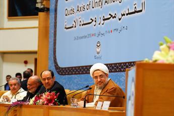 تصاویر/ سی و دومین کنفرانس بین المللی وحدت اسلامی-۱